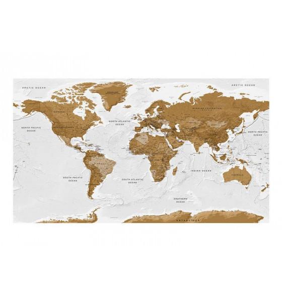 500x280 cm. globe