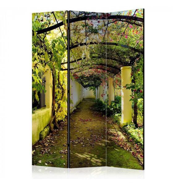 corridoi e tunnel su paesaggi