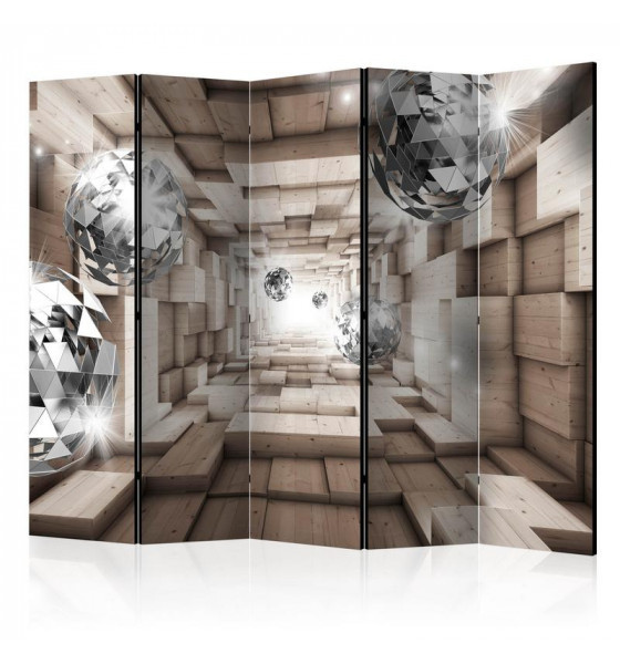 con tunnel 3D