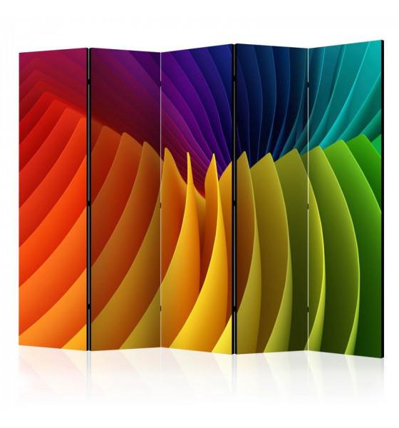 arcobaleno e multicolore